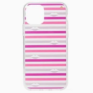 Kate Spade Lips With Stripe IPhone 11 Pro Max Case